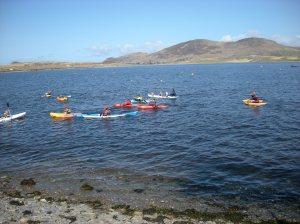 Easter Sea Sports climbing 121