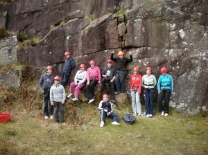 Easter Sea Sports climbing 180